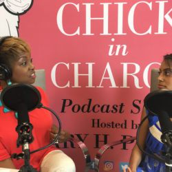 Featured Guest on the Chicks in Charge Podcast